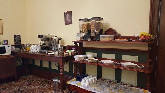 Lindisfarne, Australia: Ethel Pearce dining room