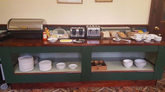 Lindisfarne, Австралия: Ethel Pearce dining room