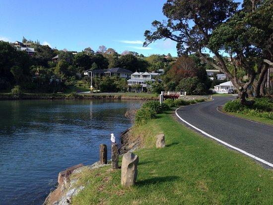 Mangonui, Nueva Zelanda: Mill Bay waterfront