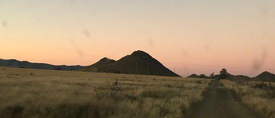 Middelburg, South Africa: Hillston hill