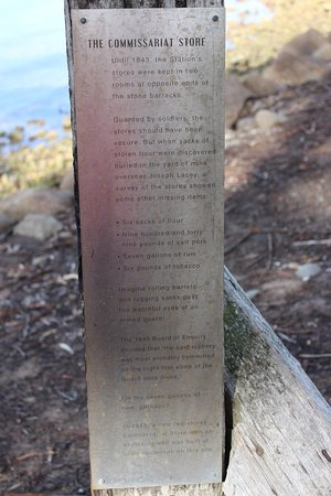 Saltwater River, Australia: The Commissariat Store information