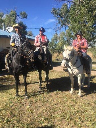 Ribera, NM: Heading Out!