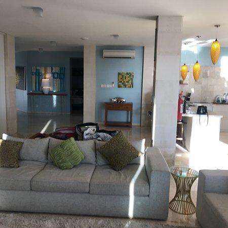 FuramaXclusive Ocean Beach: Penthouse room