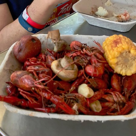 Crawfish Crawl Picture Of Waterloo Ice House Southpark Meadows