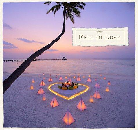 Lankanfushi: Destination Dining at Sunset