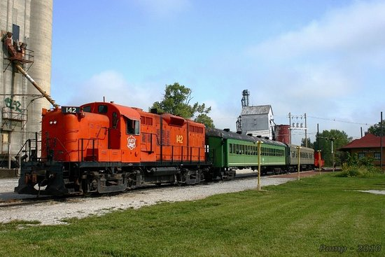 Baldwin City, KS: Midland Railway