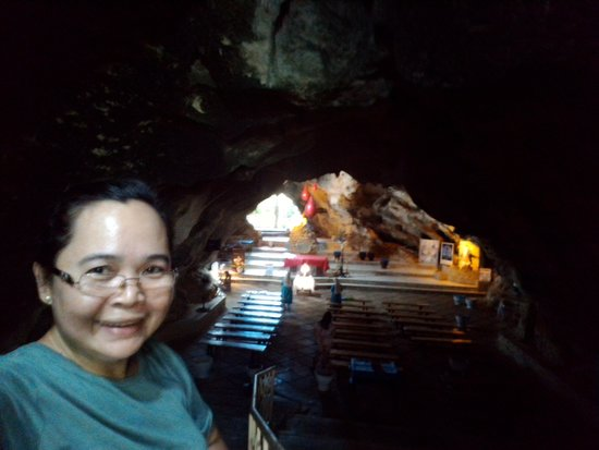 Monte Cueva Shrine: Deepening one's faith...