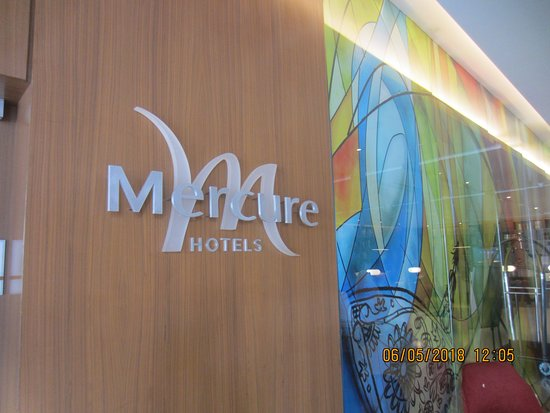 Mercure Kuala Lumpur Shaw Parade Name Of The Hotel Brand
