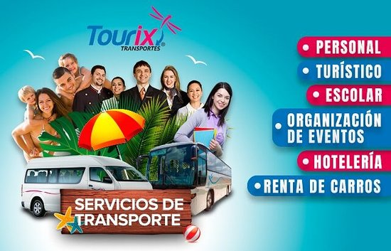 ‪Transportes Tourix‬