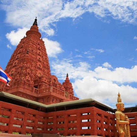 Tha Tako, Tailandia: วัดป่าสิริวัฒนวิสุทธิ์ในสมเด็จพระเจ้าพี่นางเธอ