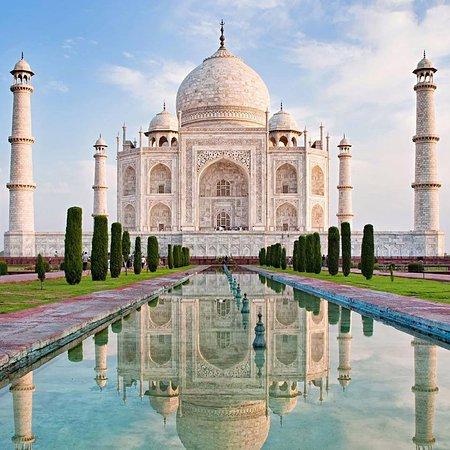 Ghaziabad, India: Agra Taj Mahal