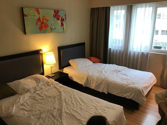 The Brunei Hotel: Superior