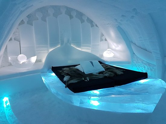 Incentive travel - ICEHOTEL, Sweden