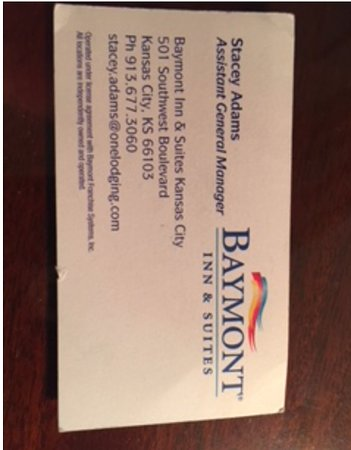 Baymont by wyndham kansas city updated 2018 prices hotel reviews baymont by wyndham kansas city reheart Choice Image