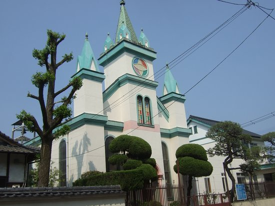 ‪Nakatsu Catholic Church‬