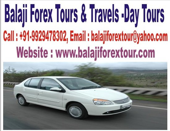 Balaji Forex Tours & Travels - Day Tours