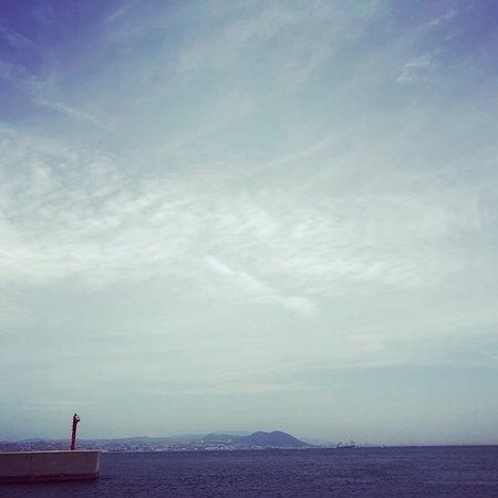 本州をゆったり眺めることができる場所