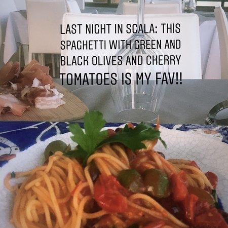 Pontone, Italy: Best spaghetti of my life