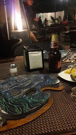 Mesa En La Terraza De Noche Picture Of Van Gogh Restaurant