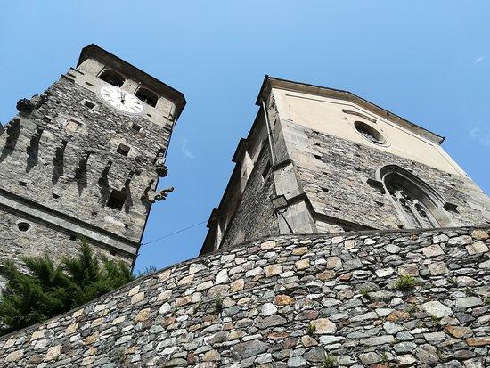 Verres, Italia: Collegiata di Saint-Gilles