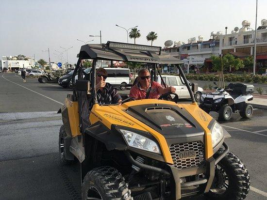 Buggy Rent Cyprus