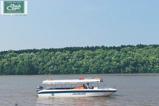 Saigontourist River Tour