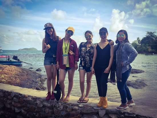 Nam Du Island.