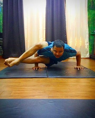 Kanpur Nagar District, Ấn Độ: Sadhak Anshit Yoga Classes