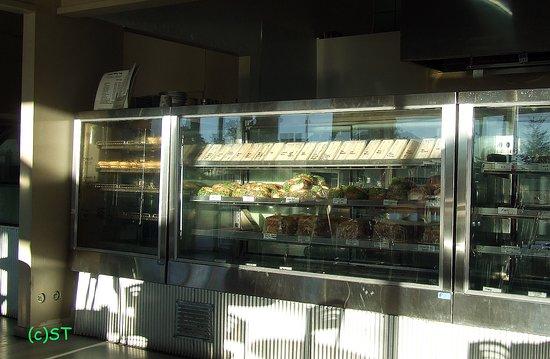 Twizel, New Zealand: food display