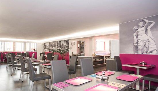 Privilège Hôtel Eurociel Centre Comédie : petit_dejeuner_hotel_centre_comedie