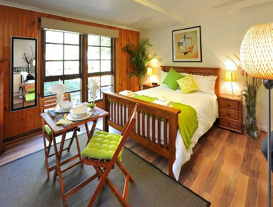 Kalorama, Australia: Garden Suite Bedroom