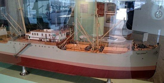 M/S Maritime Museum of Denmark: En hel historie om dette skib, Selandia