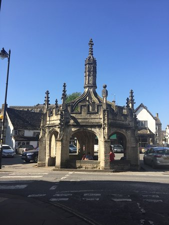Мальмсбери, UK: Malmesbury Market Cross