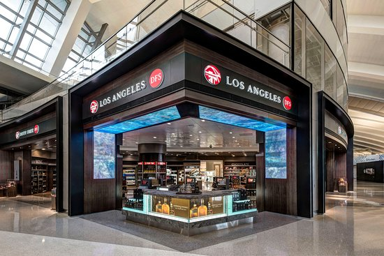 ‪DFS, Los Angeles International Airport‬