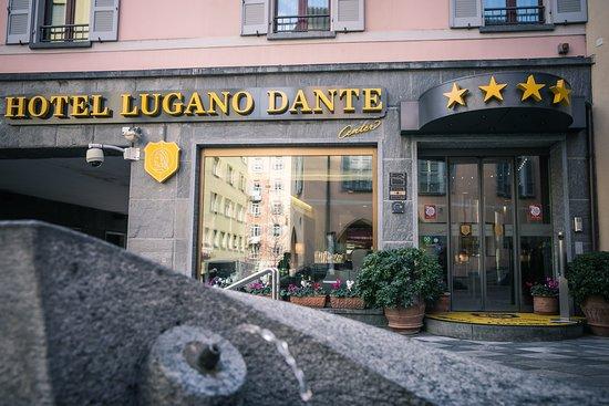 Lugano Dante Center Swiss Quality Hotel