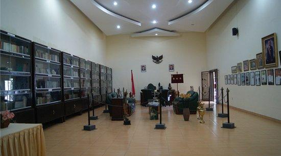 TB Silalahi Centre (Museum Balige): Ruangan TB Silalahi Center