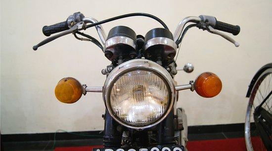 TB Silalahi Centre (Museum Balige): Motor Pak TB Silalahi