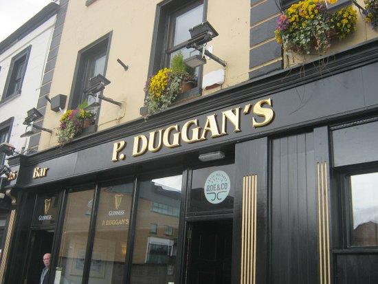 P. Duggan's