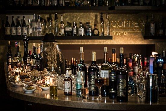 the meal - Copper Bar Restaurant Frankfurt Alte Oper Menu food – Bild von Copper Bar Restaurant, Frankfurt am Main - Tripadvisor