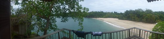 San Jose Island, Panama: From Cabin #1