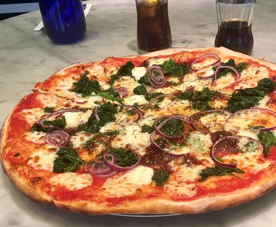 Seafood Pasta Picture Of Pizza Express Hastings Tripadvisor