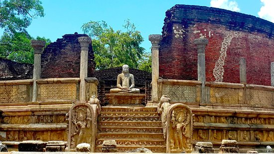 Polonnaruwa, The Quadrangle