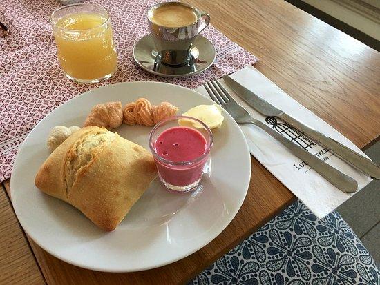 Karingon, สวีเดน: Superb breakfast