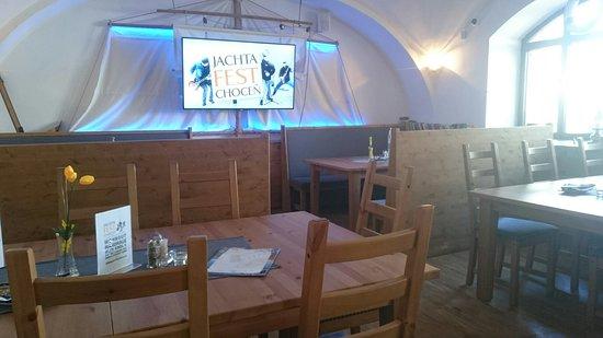Foto de restaurace JACHTA Choceň