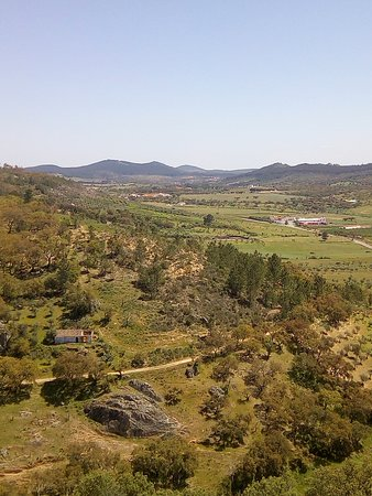 Alegrete, Portugal: The views are great