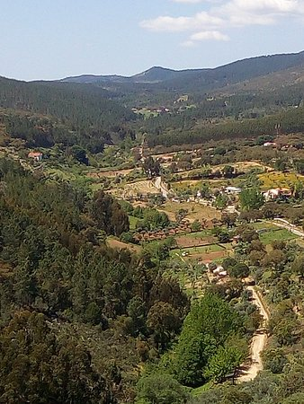 Alegrete, Portugal: Valley to the north