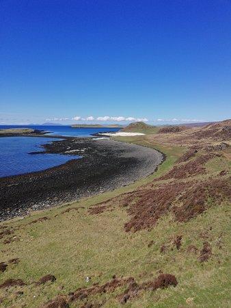 Claigan Coral Beach: Coral beach Isle of Skye