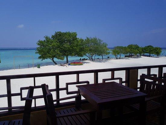 Bilde fra Gulhi Island