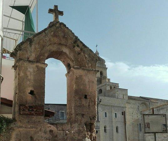 Chiesa Rupestre San Basilio Magno