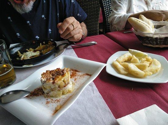 Nerva, إسبانيا: Chocos